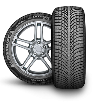 Latitude Alpin LA2 Tires